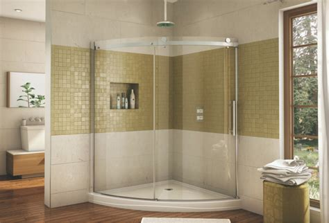 curved glass shower door 5 questions to design a shower opening
