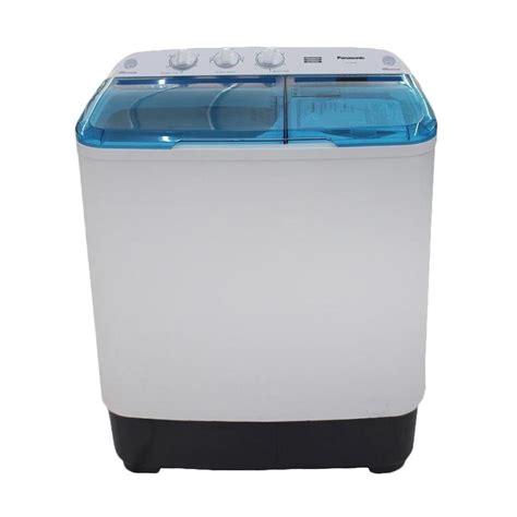 Mesin Cuci Dan Pengering Panasonic jual panasonic mesin cuci 2 tabung harga kualitas terjamin blibli