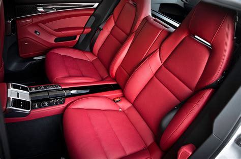 porsche panamera interior back seat 2014 porsche panamera 4s rear interior seats photo 18