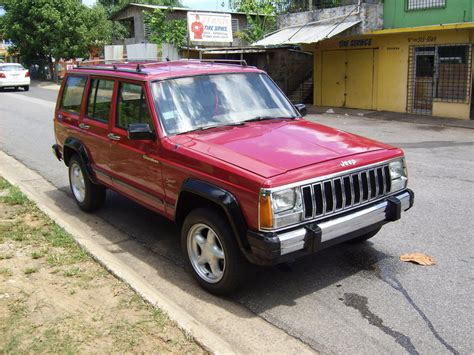 jeep amc 1986 amc jeep cherokee by mister lou on deviantart