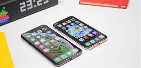 test de velocidad entre el iphone x y el iphone xs max