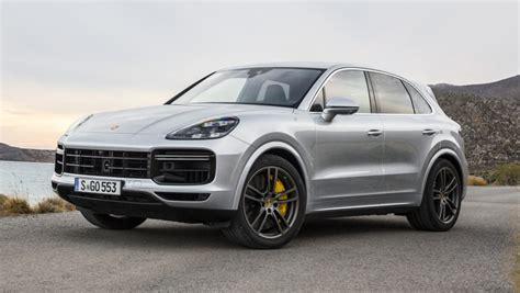 Porsche Cayenne 2018 by Porsche Cayenne 2018 Pricing And Spec Confirmed Car News