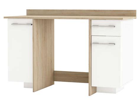 bureau thales bureau 2 portes 1 tiroir thales 2 coloris ch 234 ne bross 233