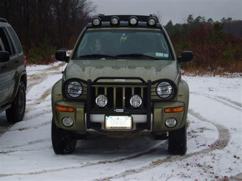Jeep Liberty Brush Guard Matrix Brush Guard Jeep Liberty
