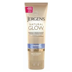 Review Jergens Glow by Jergens Glow Firming Daily Moisturizer Reviews In