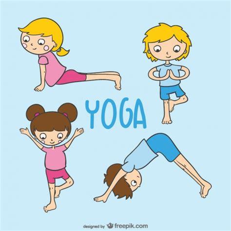 imagenes yoga vector vector de yoga descargar vectores gratis