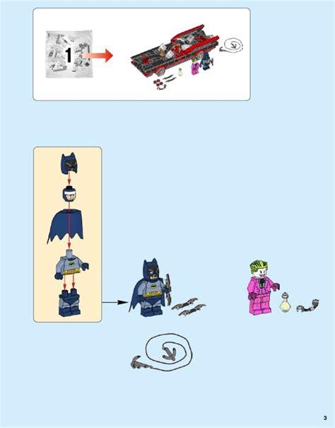 Lego Heroes Batcave 76052 lego batman classic tv series batcave 76052