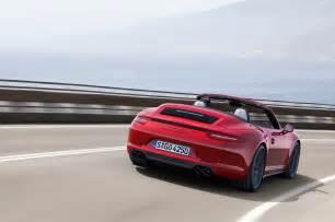 porsche carrera back 2015 porsche 911 carrera gts first drive motor trend