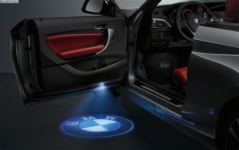 Bmw Led Lights bmw led door projector how it works