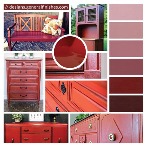 inspiration paints home design center llc brick red milk paint color inspiration general finishes