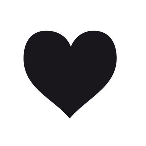 imagenes corazon en negro icono corazon negro buscar con google tatus