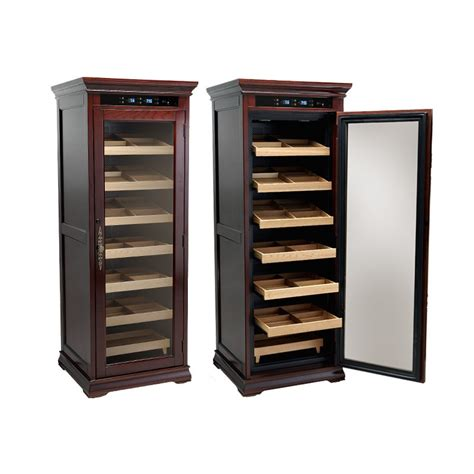 electronic cigar humidor cabinet electronic cigar humidor cabinet adjustable temperature