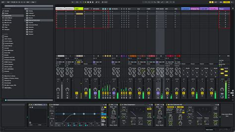 themes for ableton live 9 new ableton live skins based off of pureav s skin