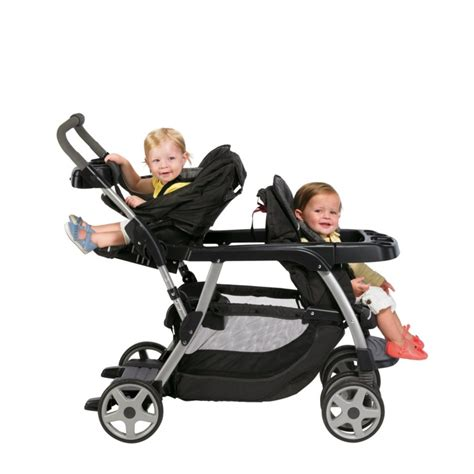 toddler and infant stroller graco ready2grow stroller baby toddler stand and