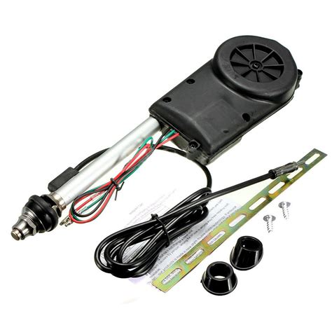 hy car car electric aerial radio automatic booster power antenna