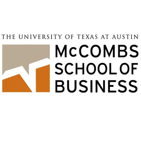 Ut Mba Entrepreneurship by Mccombs School Of Business