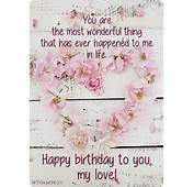 Top 30 Happy Birthday Wishes For Boyfriend