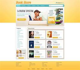 store template book store template free ecommerce website