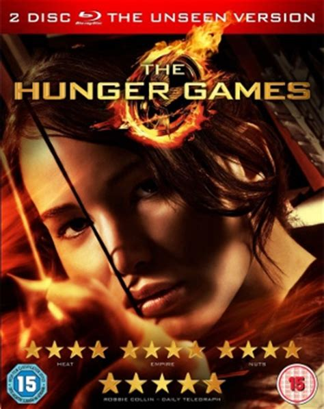 full version of the hunger games movie the hunger games 2 versions for great britain censored