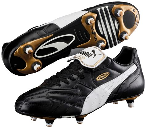 king pro sg mens football boots king pro sg football boots leather soccer shoes
