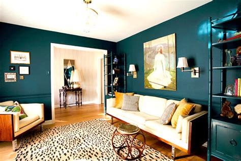 teal living room colors and mood how they affect interior design