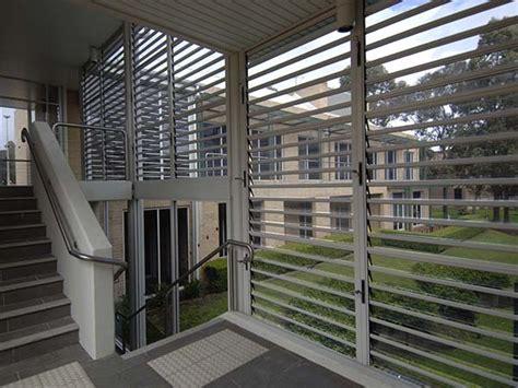 safetyline jalousie louvre windows meeting school design