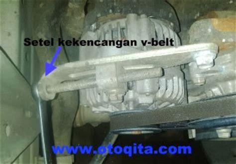 Tali Kipas Xenia 1300 bunyi mencicit saat mobil dihidupkan otomotif qita