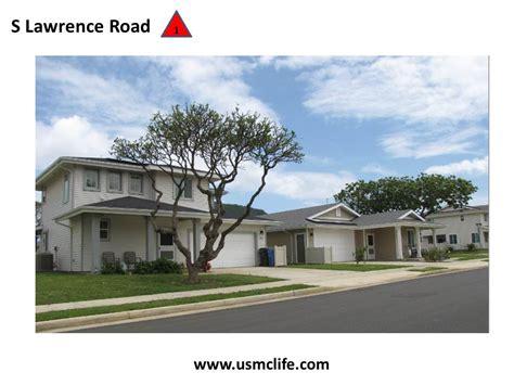 hawaii army base housing s lawrence moloani hawaii usmc base housing usmc life