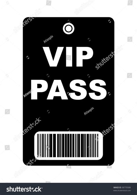 vip pass template downloadable pictures to pin on