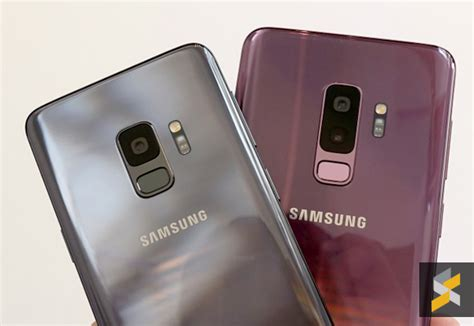 samsung s9 price the samsung galaxy s9 and s9 now available with discounts of up to rm560 soyacincau