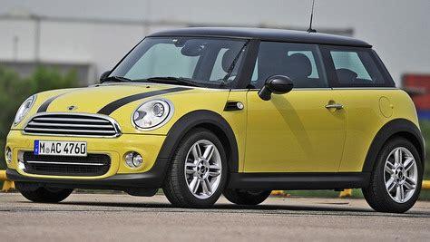 Kfz Versicherung Vergleich Mini One by Mini Autobild De