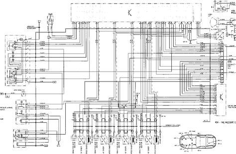 porsche 944 alarm wiring diagram porsche 944 s2 engine
