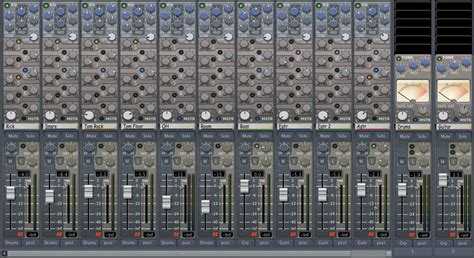 Sound Desk Software by Multi Touch Software For Windows