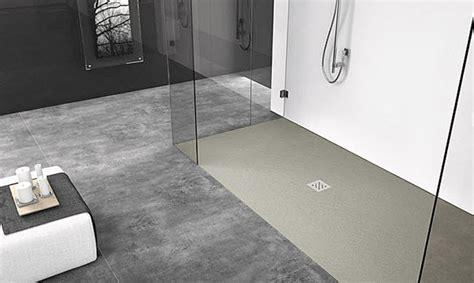 piatto doccia incassato nel pavimento elax il primo piatto doccia filo pavimento elastico