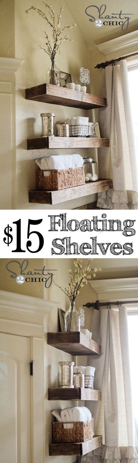 25 best ideas about floating shelves on