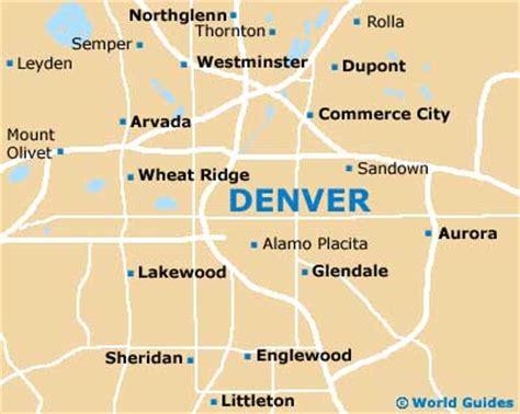 us map denver colorado denver maps and orientation denver colorado co usa