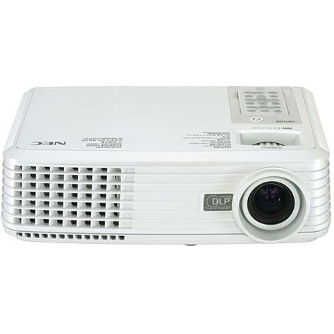Proyektor Nec Np100 nec np100 value series mobile dlp projector np100 b h photo