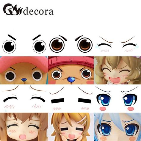 2016 hot cartoon toy eyes cute anime figurine dolls eye