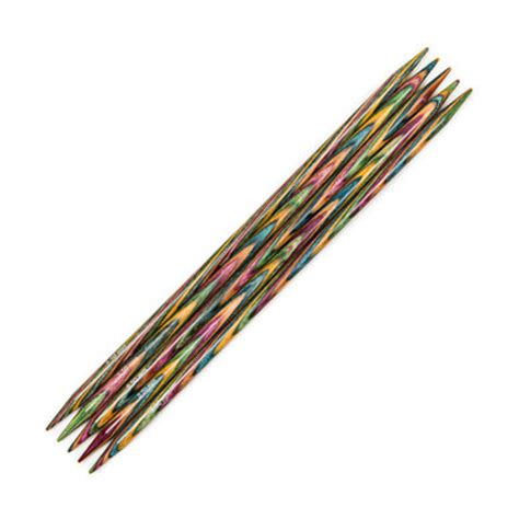 20 cm circular knitting needles knitpro symfonie point needles 20cm set of 5