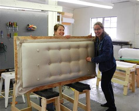 kopfteil schrank how do i make an upholstered headboard and just about