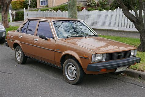 1985 toyota corolla wagon toyota corolla e70