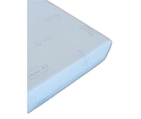 materasso memory gel materasso memory gel 18 5 rigido cotone o silver