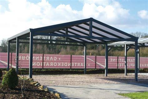 carport montageanleitung satteldachcarport aus aluminium konfigurieren und