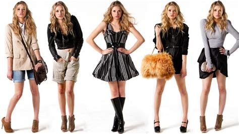 Different Wardrobe Styles list of different types of fashion styles