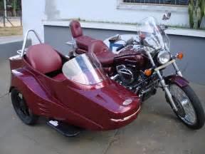 Honda Shadow Sidecar Sidecar Duck Honda Shadow 750 Vinho Side Club