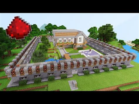 redstone house download best mcpe redstone house pocket edition minecraft project