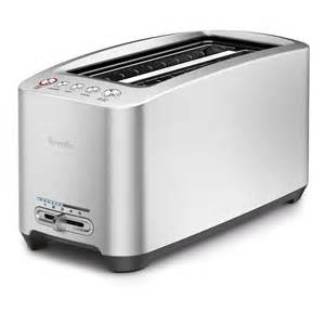 Breville Toasters And Kettles Die Cast Smart Toaster Bta830xl Breville