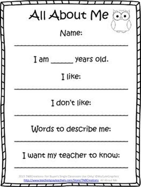 get to me template all about me worksheets my birthday pictures of and
