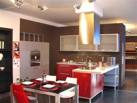 idee arredamento sala arredare sala con cucina a vista