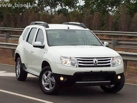 renault duster white renault duster used cars in vishakhapatnam mitula cars